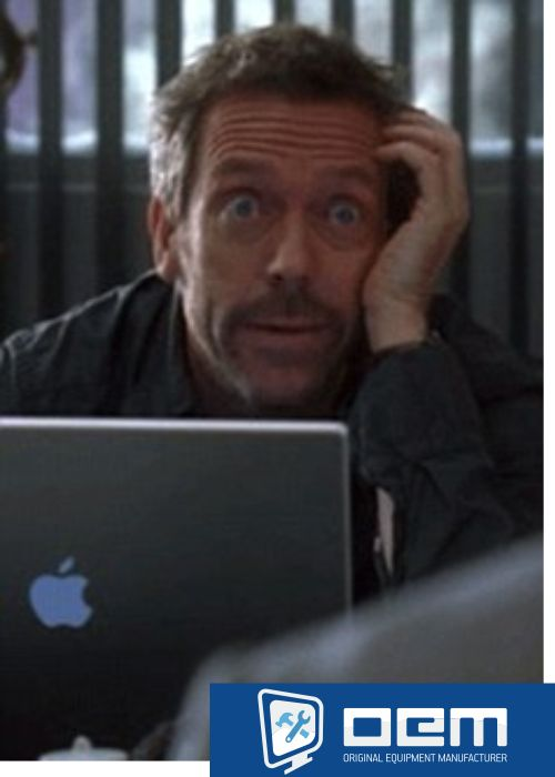 apple at house md