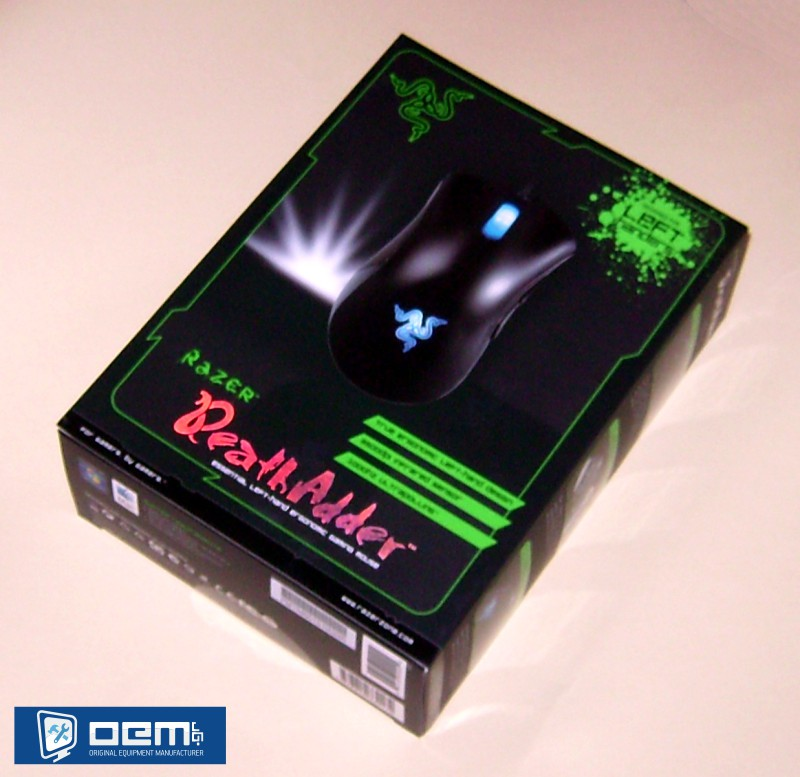 Razer DeathAdder Box
