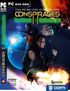 conspiracies II dvd cover